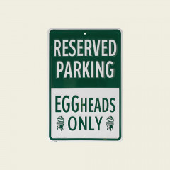 Parkeerbord EGGheads only
