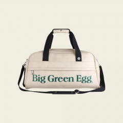 Big green egg retro sporttas beige