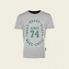 T-shirt - Since '74 - light grey