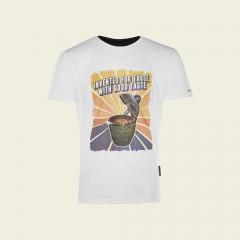 T-Shirt – Good Taste – weiß