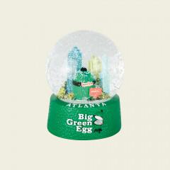 Big green egg schudbol