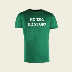 Big green egg T-Shirt Grün
