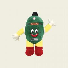 Big green egg knuffel - mr EGGhead